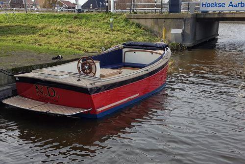 Menken - The CAB, Sloep  for sale by Sloep.nl - Menken Maritiem BV