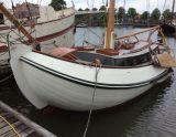 Lemsteraak Roefuitvoering, Bateau à fond plat et rond Lemsteraak Roefuitvoering à vendre par Dirk Blom Lemsteraken
