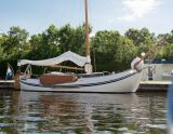 Lemsteraak Jachtuitvoering, Flad og rund bund  Lemsteraak Jachtuitvoering til salg af  Dirk Blom Lemsteraken