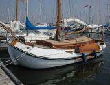 Lemsteraak Jachtuitvoering, Traditionelle Motorboot Lemsteraak Jachtuitvoering Zu verkaufen durch Dirk Blom Lemsteraken