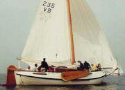 Lemsteraak Jachtuitvoering, Segelyacht Lemsteraak Jachtuitvoering te koop bij Dirk Blom Lemsteraken