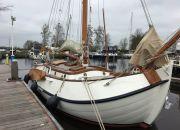 Lemsteraak Jachtuitvoering, Plat- en rondbodem, ex-beroeps zeilend Lemsteraak Jachtuitvoering te koop bij Dirk Blom Lemsteraken
