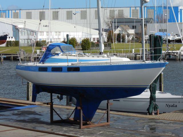 Willing 31 31, Zeiljacht Willing 31 31 te koop bij Sailcentre Makkum Yachtservices