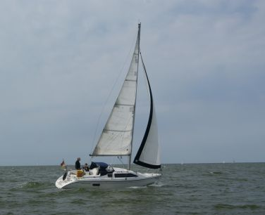 Hunter 280 te koop on HISWA.nl