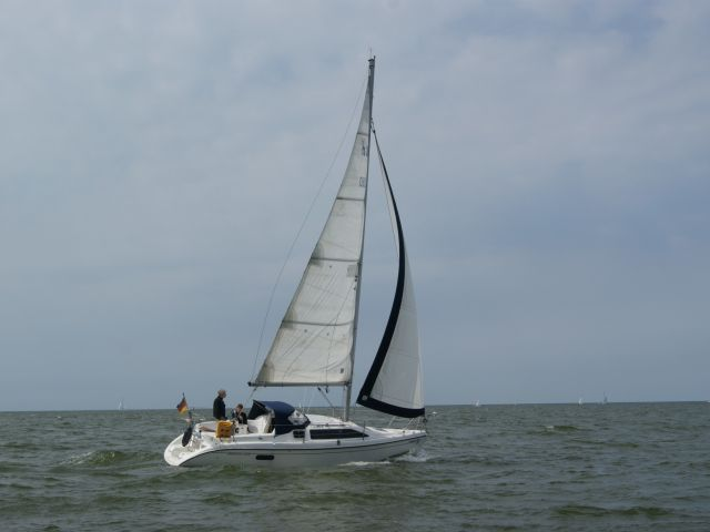 Hunter 280, Zeiljacht Hunter 280 te koop bij Sailcentre Makkum Yachtservices