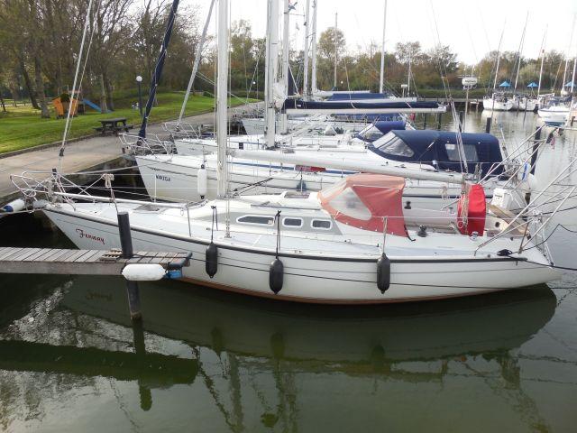 Dehler 34, Zeiljacht Dehler 34 te koop bij Sailcentre Makkum Yachtservices