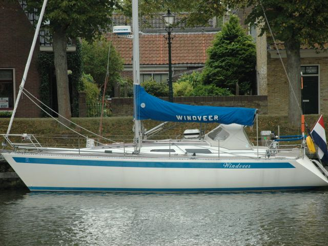 Sweden Yachts 340, Zeiljacht Sweden Yachts 340 te koop bij Sailcentre Makkum Yachtservices