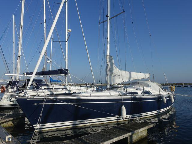 Comfortina 42, Zeiljacht Comfortina 42 te koop bij Sailcentre Makkum Yachtservices