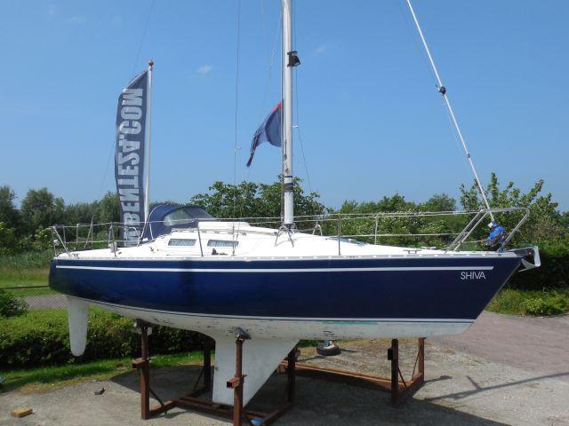 Hanse 291, Zeiljacht Hanse 291 te koop bij Sailcentre Makkum Yachtservices