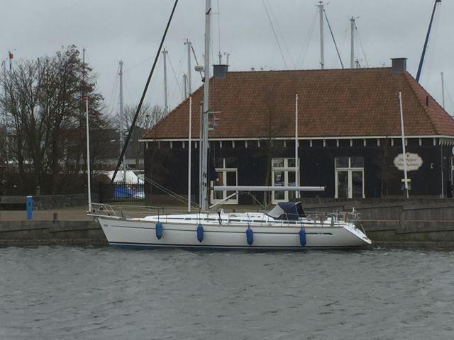 Bavaria 44-4, Zeiljacht Bavaria 44-4 te koop bij Sailcentre Makkum Yachtservices