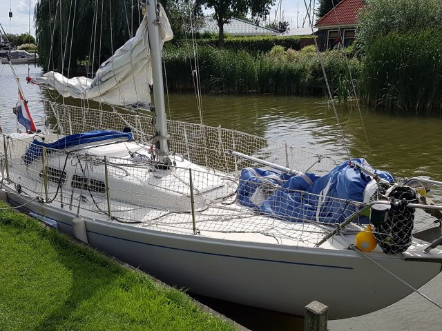 Marieholm IF-E Marieholm IF-E, Zeiljacht Marieholm IF-E Marieholm IF-E te koop bij Sailcentre Makkum Yachtservices