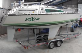 X Yachts X79, Zeiljacht X Yachts X79 for sale by Sailcentre Makkum Yachtservices