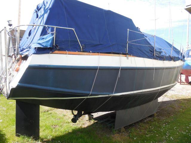Reinke 10m Twin Keel, Zeiljacht Reinke 10m Twin Keel te koop bij Sailcentre Makkum Yachtservices