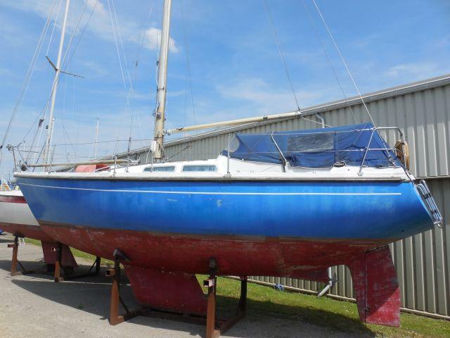 Contest 31ht, Zeiljacht Contest 31ht te koop bij Sailcentre Makkum Yachtservices