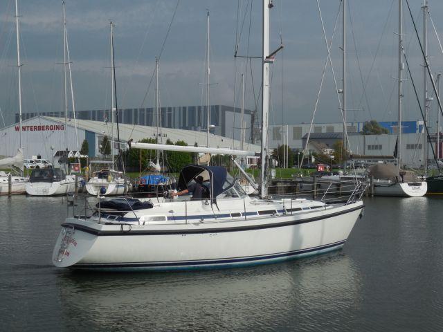 Compromis 34 / C-Yacht 10.40 C34, Zeiljacht Compromis 34 / C-Yacht 10.40 C34 te koop bij Sailcentre Makkum Yachtservices