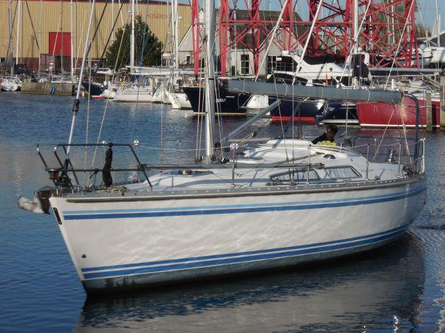 Comfortina 35, Zeiljacht Comfortina 35 te koop bij Sailcentre Makkum Yachtservices