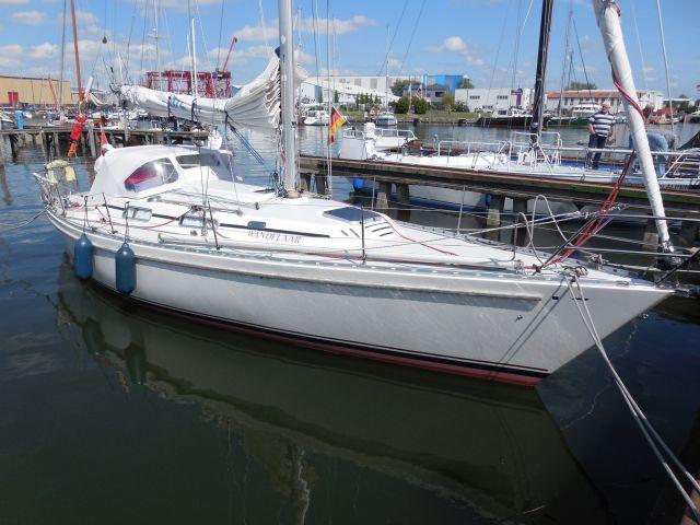 Omega 36, Zeiljacht Omega 36 te koop bij Sailcentre Makkum Yachtservices