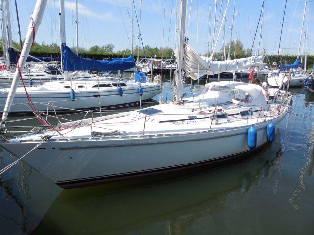 Omega 36 (sportieve Familie Zeiler), Zeiljacht Omega 36 (sportieve Familie Zeiler) te koop bij Sailcentre Makkum Yachtservices