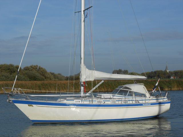 Malö ( Malo ) 116, Zeiljacht Malö ( Malo ) 116 te koop bij Sailcentre Makkum Yachtservices