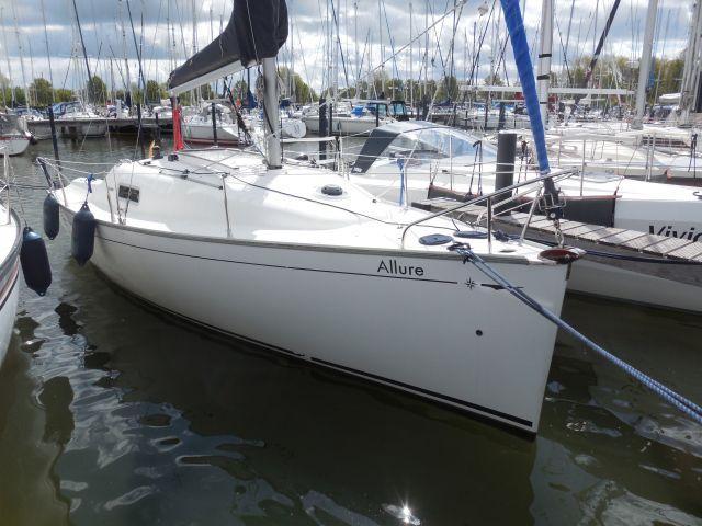 Jeanneau Sun 2500, Zeiljacht Jeanneau Sun 2500 te koop bij Sailcentre Makkum Yachtservices
