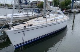 Comfortina 39, Zeiljacht Comfortina 39 for sale by Sailcentre Makkum Yachtservices