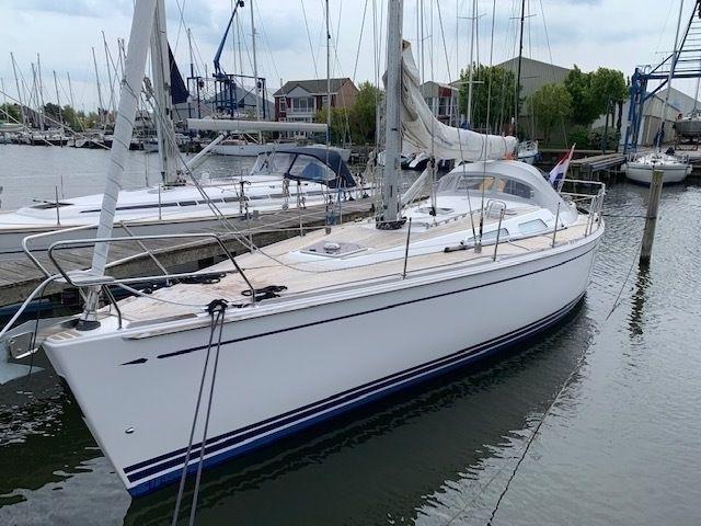 Comfortina 39, Zeiljacht Comfortina 39 te koop bij Sailcentre Makkum Yachtservices