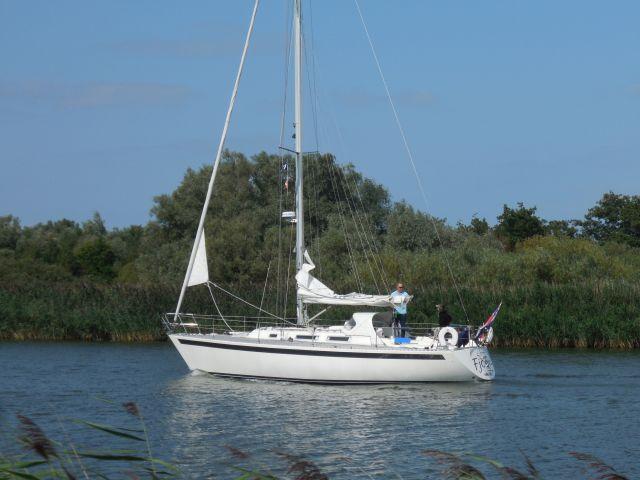 Spirit 36, Zeiljacht Spirit 36 te koop bij Sailcentre Makkum Yachtservices