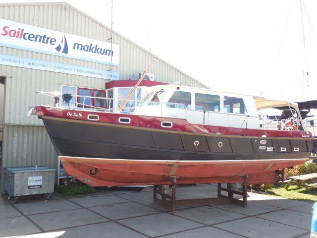 Barkas 1100 OK, Motorjacht Barkas 1100 OK te koop bij Sailcentre Makkum Yachtservices