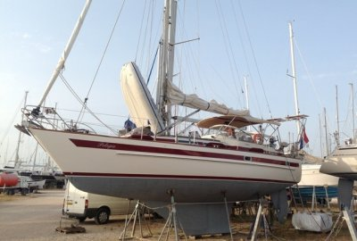 Aphrodite 37 | Najad 37, Zeiljacht  for sale by eSailing