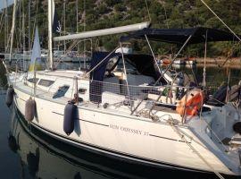 Jeanneau Sun Odyssey 37, Sailing Yacht Jeanneau Sun Odyssey 37 for sale by eSailing