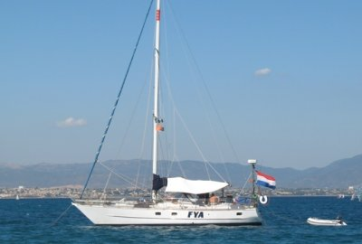 Van De Stadt 44 Zeelust, Zeiljacht  for sale by eSailing