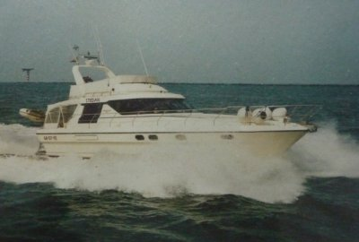 Princess 45FB, Motorjacht  for sale by eSailing