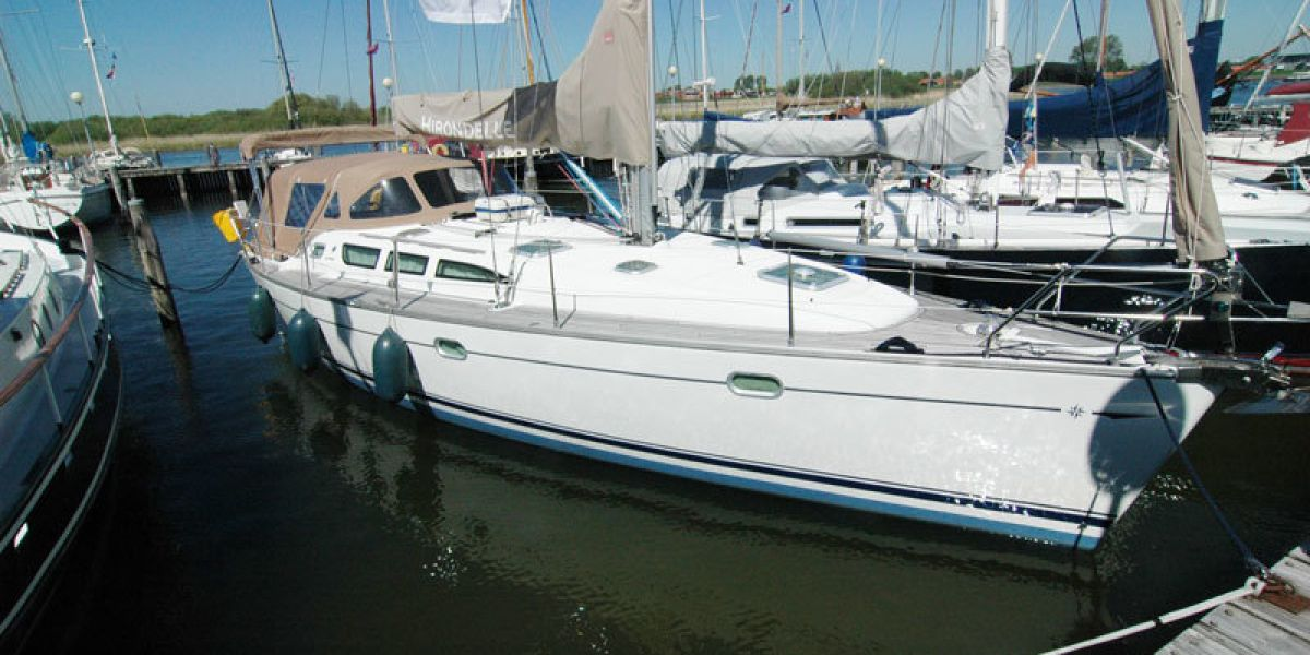 Jeanneau Sun Odyssey 40.3, Sailing Yacht  for sale by eSailing