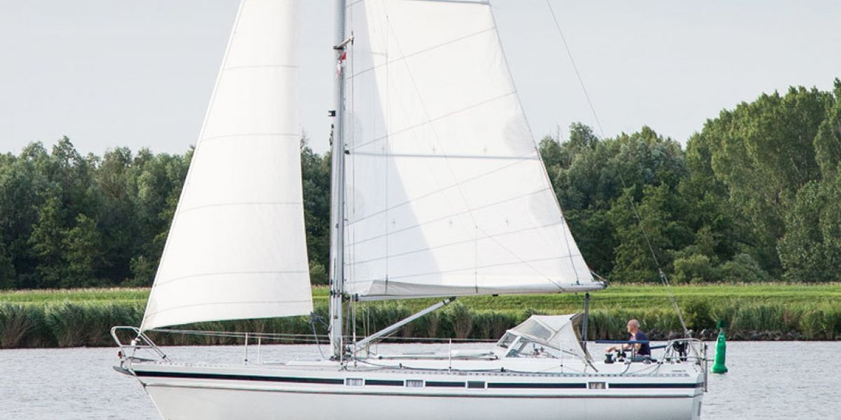 Contest 35, Zeiljacht  for sale by eSailing