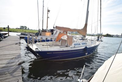 Rustler 36, Segelyacht  for sale by eSailing