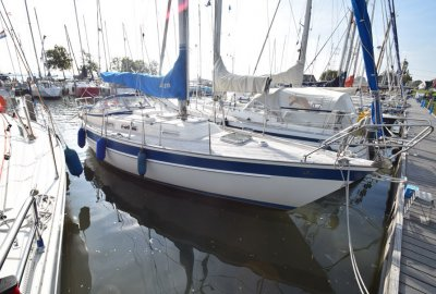 Hallberg Rassy 312 MKII, Zeiljacht  for sale by eSailing