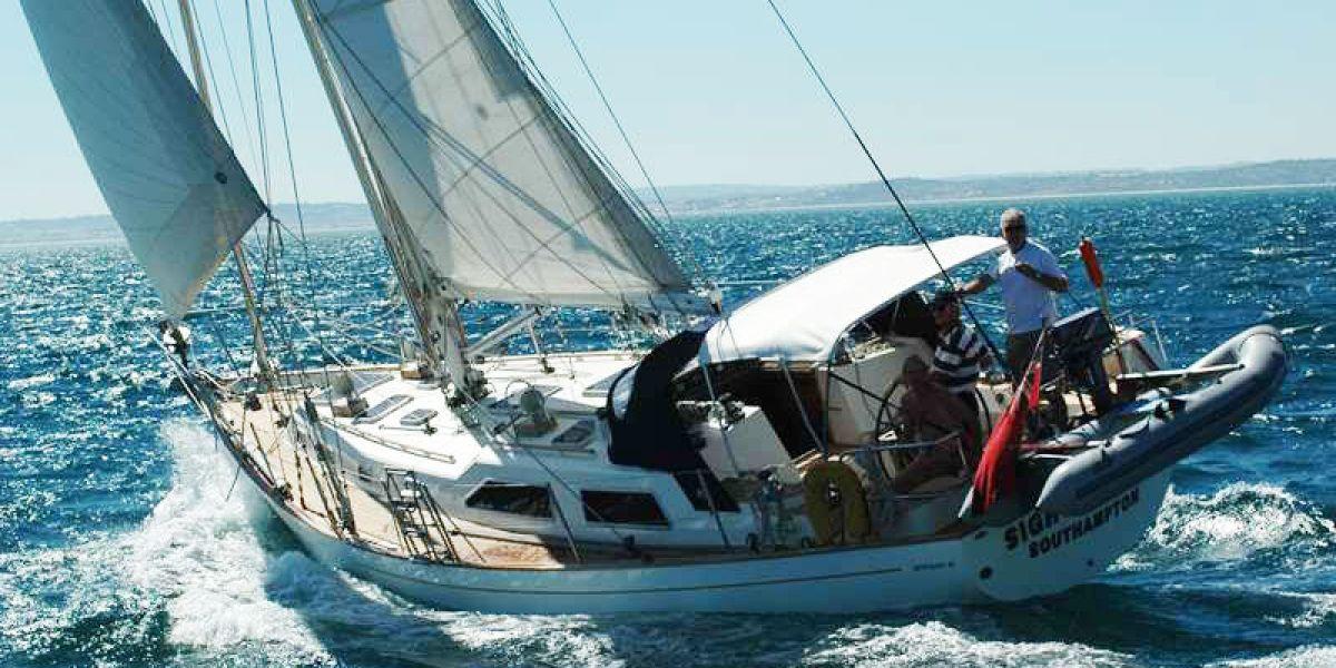 Bowman 48, Zeiljacht  for sale by eSailing