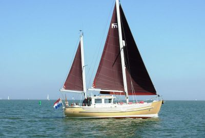 Fisher 34, Motorzeiler  for sale by eSailing