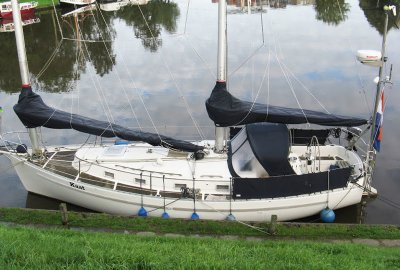 Freedom 35 Centerboard, Zeiljacht  for sale by eSailing