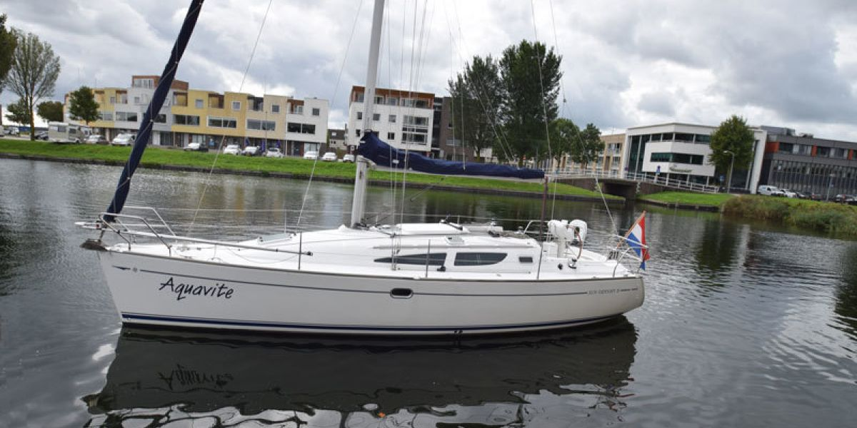 Jeanneau Sun Odyssey 35, Zeiljacht  for sale by eSailing