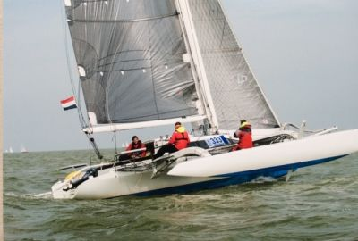 Farrier 35C, Multihull zeilboot  for sale by eSailing