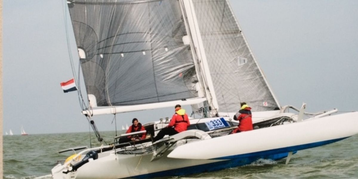 Farrier 35C ALL CARBON, Multihull zeilboot  for sale by eSailing