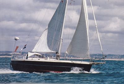 JAN HARING 9.60, Sailing Yacht  for sale by eSailing