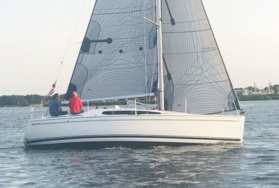Dehler 29, Zeiljacht  for sale by eSailing