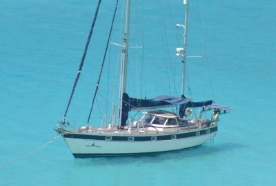 Hallberg Rassy 49 Ketch, Zeiljacht  for sale by eSailing