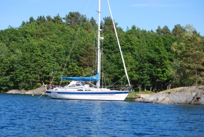 Hallberg Rasssy 36 MKI, Zeiljacht  for sale by eSailing