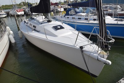 J Boats J/109, Zeiljacht  for sale by eSailing