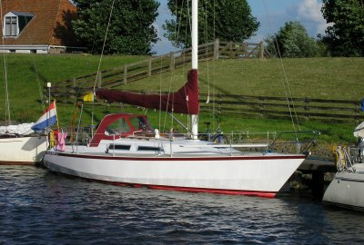 Van De Stadt 34, Zeiljacht  for sale by eSailing