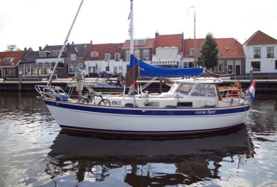 Hallberg Rassy 94 Special, Motorzeiler  for sale by eSailing