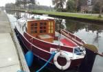 Dekschuit Platbodem, Motorjacht Dekschuit Platbodem te koop bij Friesland Boten